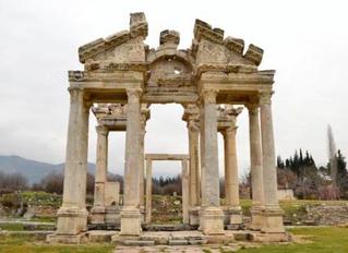 Afrodisias, la ciudad de la diosa Afrodita