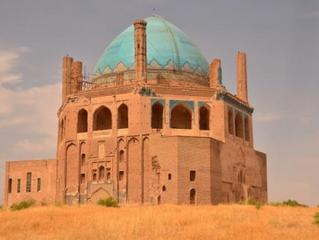 Soltanieh, la ciudad que quiso ser de los sultanes