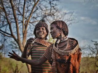 Etiopía por libre: visitando a los Hamer