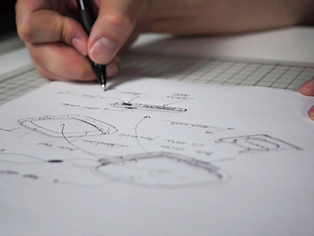 PHEW® Design sketch - 01