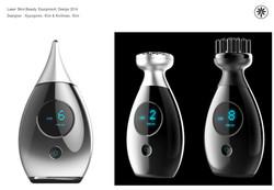 LED skin beauty device.