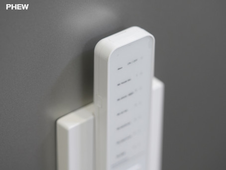 PHEW® Refrigerator magnet holder - 01