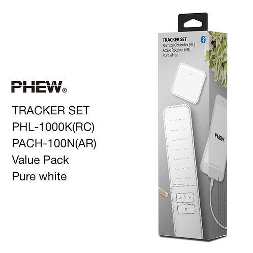 PHEW®Tracker set (W)