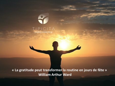 La gratitude: cinq astuces pour remplir sa vie de bonheurs simples en quelques minutes seulement.
