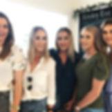 Group make classes, full glam makeup, makeup tutorials