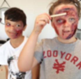 Teen workshops, Brisbane teens, Special effects makeup for teens, SFX makeup, Everyday makeup for teens, Special occasion makeup, Full glammakeup, Coachella / festival makeup, Eisteddfodmakeup, Festive makeup