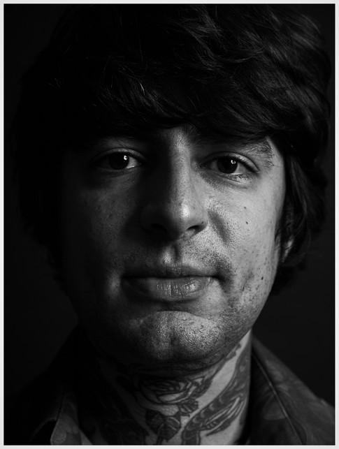 Alan Crisogano resident Tattoo Artist