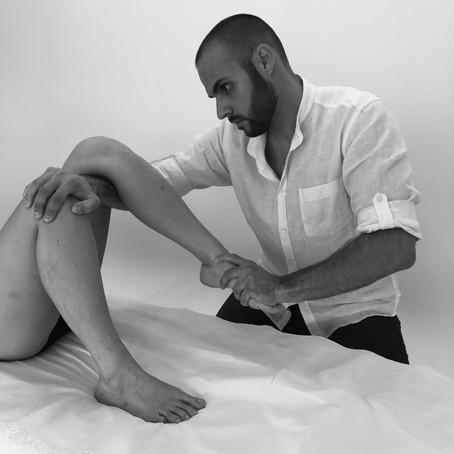 La storia del massaggio californiano.