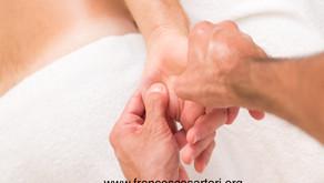 Massaggio ed energia