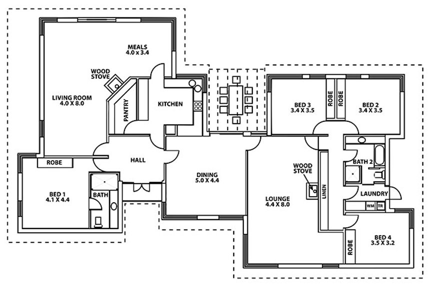 For The Birds House Plan