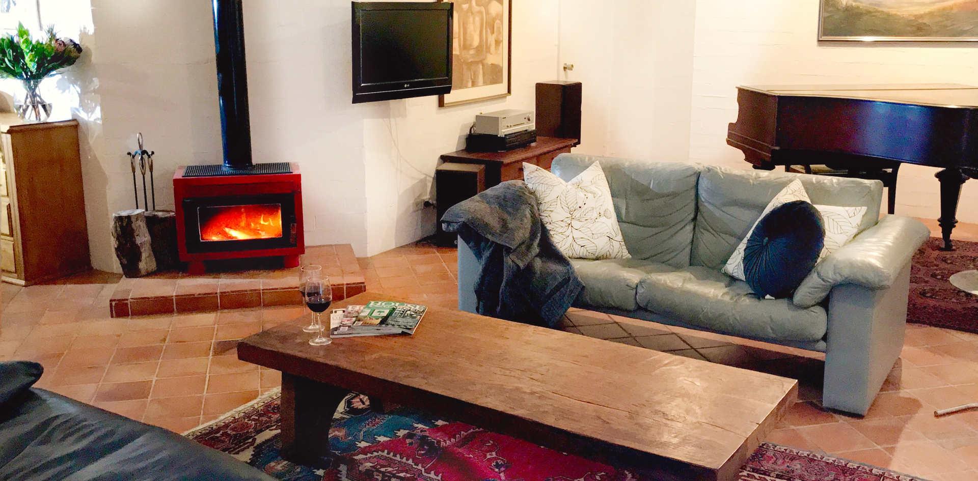Living Room - Winter