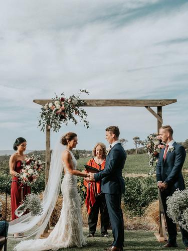Wills Domain Wedding - Shannon Stent Photographer