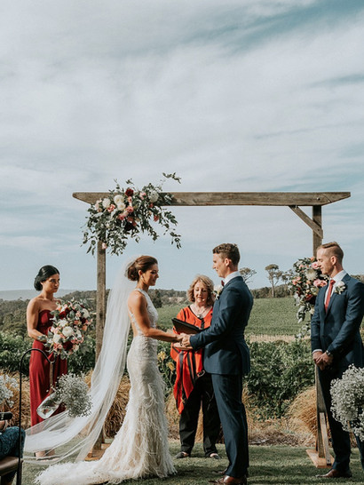Wills Domain Wedding - Shannon Stent Photographer