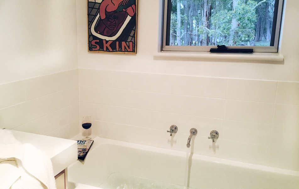 Bathroom - Bath, Shower, Vanity, W/C