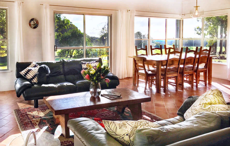 Living Room - View to Indian Ocean