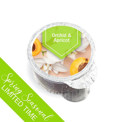 Orchid & Apricot Fragrance Pod