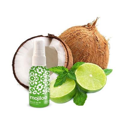 MojiLoo Toilet Spray - Coconut & Lime