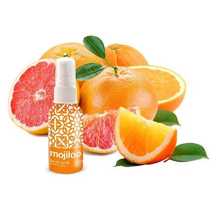 MojiLoo Toilet Spray - Orange & Grapefruit