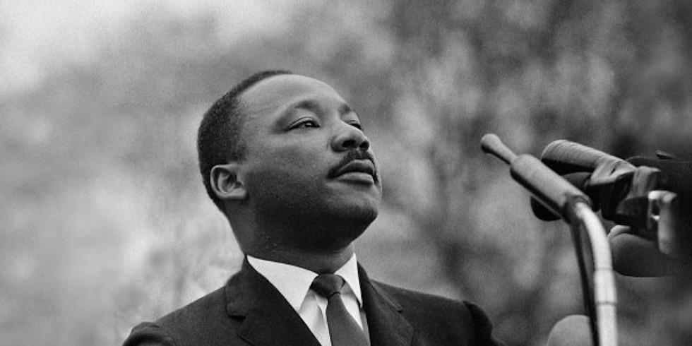 NC Black Repertory Martin Luther King, Jr Birthday Celebration