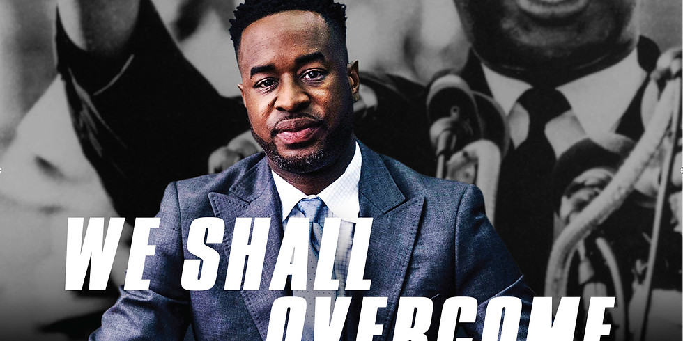 We Shall Overcome: A Celebration of Dr. Martin Luther King, Jr. at the High Point Theater
