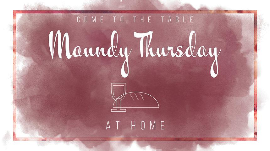 maundy Thursday 2020 at home.jpg