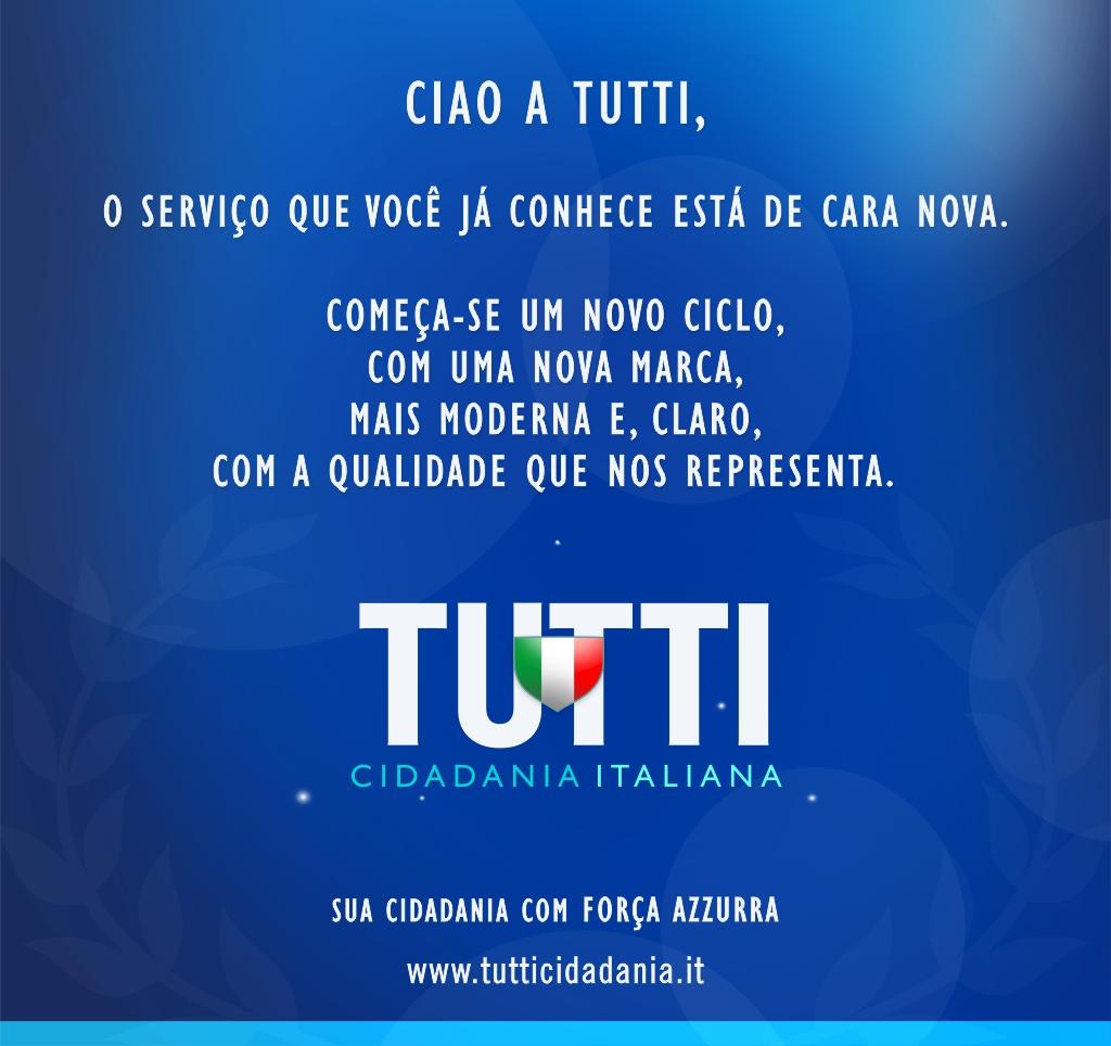Tutti Cidadania Italiana
