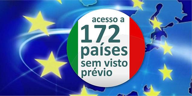 20ab33b2c88 Passaporte italiano entre os mais poderosos do mundo