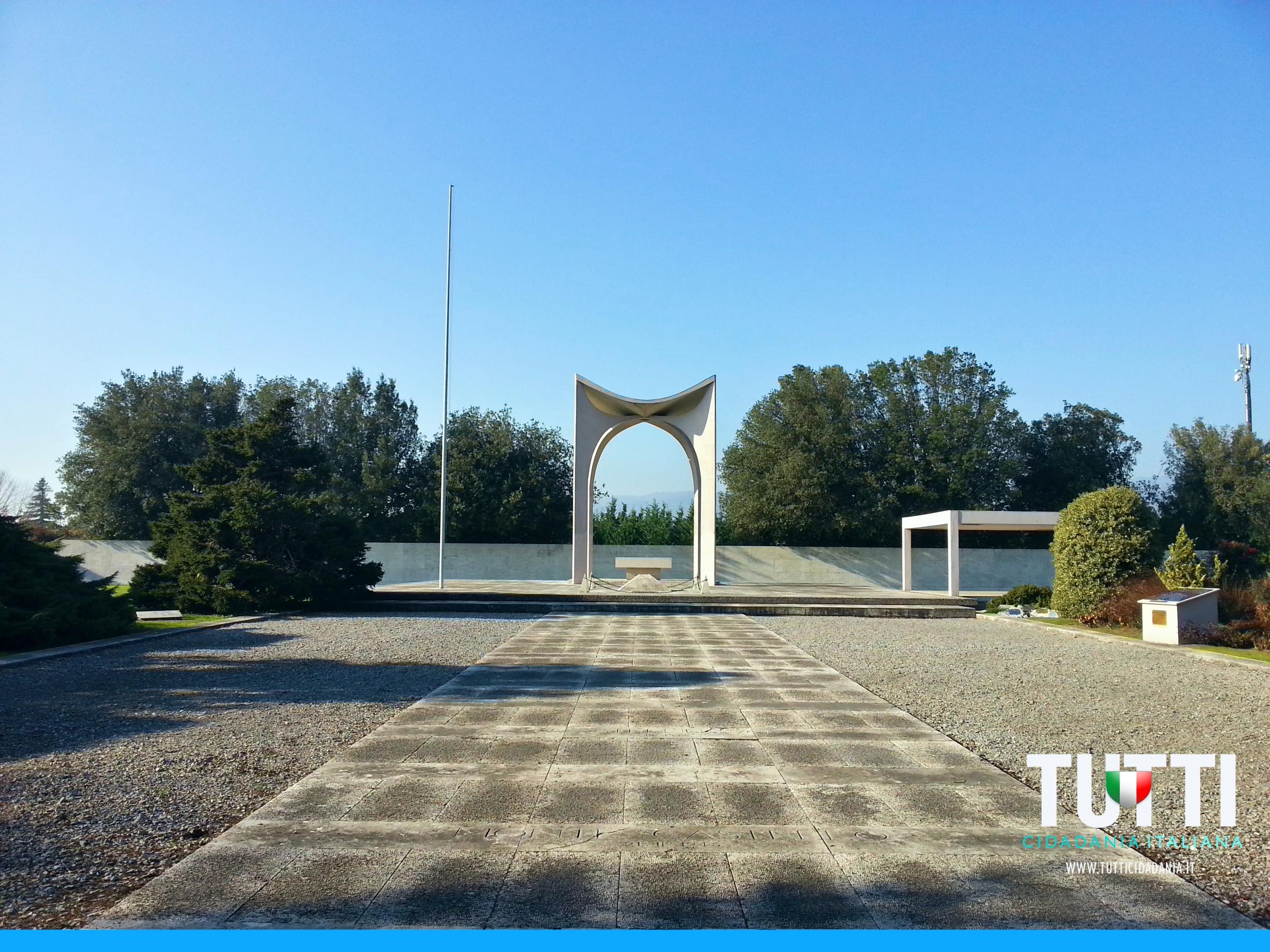 Monumento Votivo Militar Brasileiro