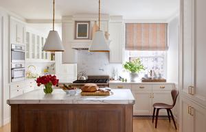 Kitchen, Visual Comfort, Carolina Irving