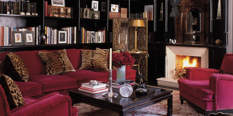 MArco Scarani Roger Davies Architectural Digest Library