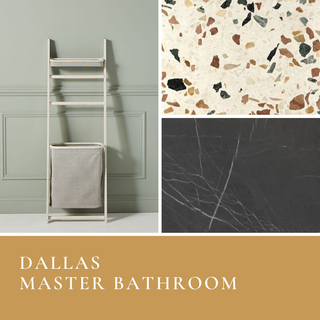 Dallas Master Bathroom