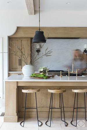 Dana Wolter Interiors Kitchen