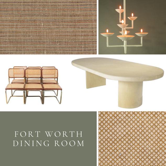 Fort Worth Dining Room