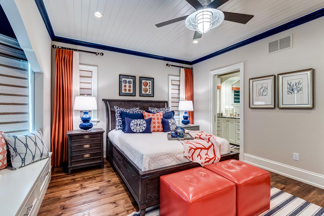 Complementary Bedroom