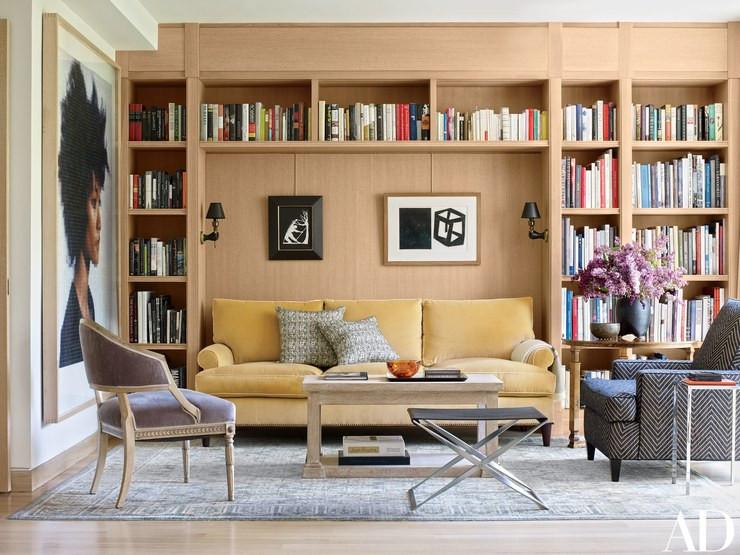 Derek Lam Neal Beckstedt Studio Architectural Digest Living Room