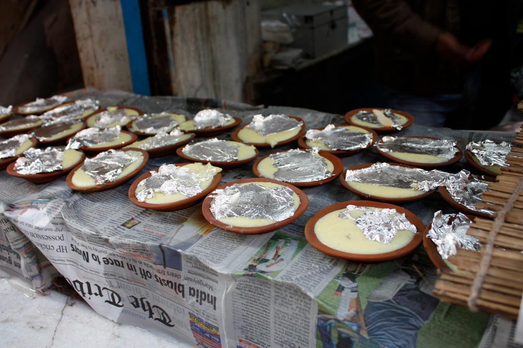 Dhaba dessert, New Delhi, India