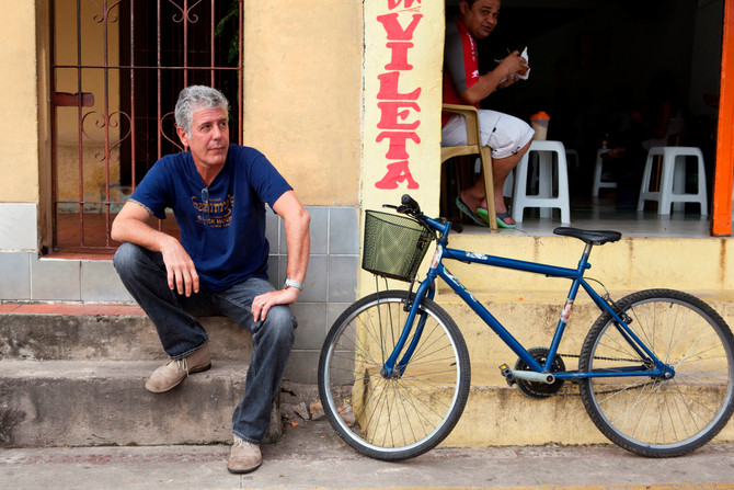 How to travel like Anthony Bourdain (must-know tips from Tony)