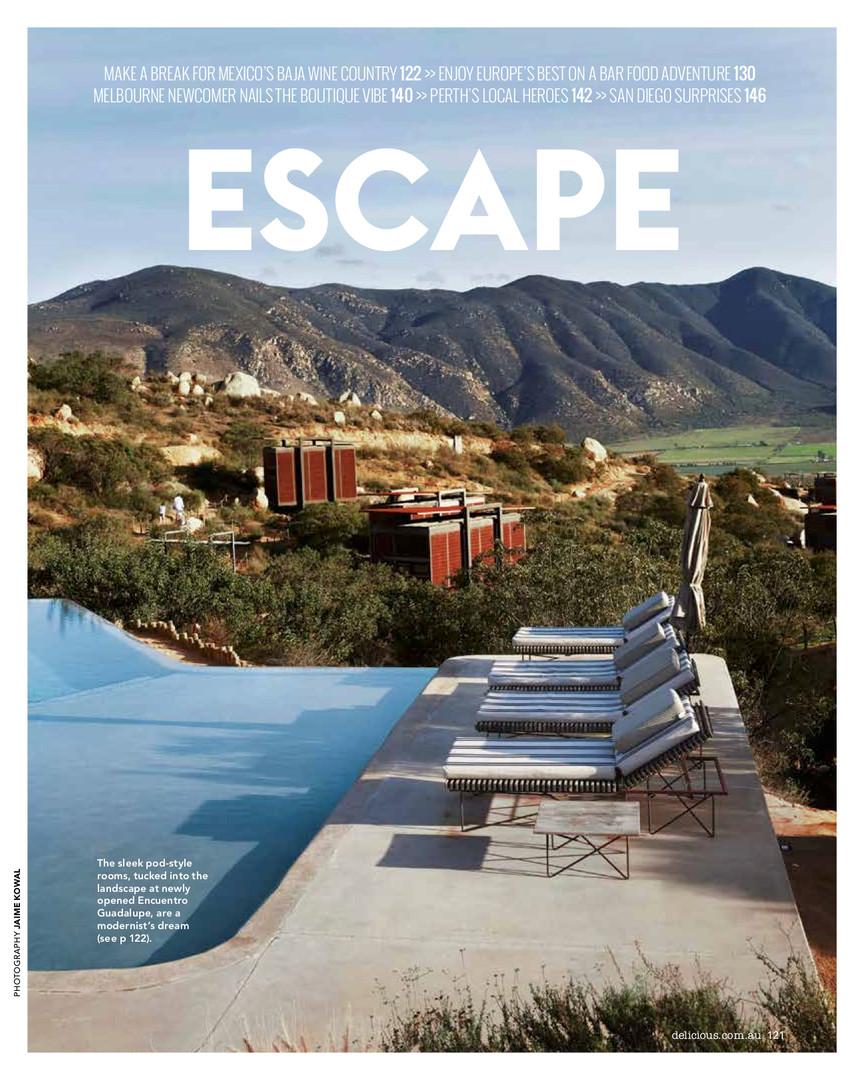 Valle de Guadalupe, delicious magazine