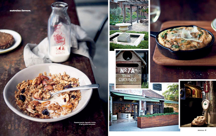 The Grounds of Alexandria, delicious. magazine