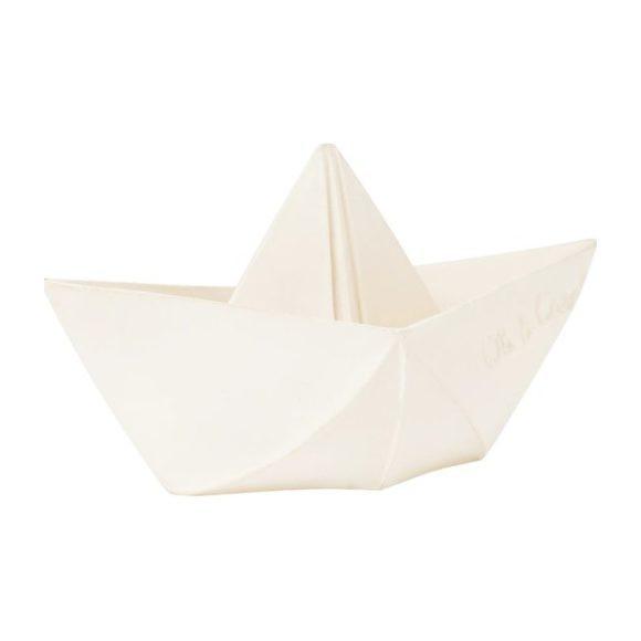 Origami Boat Bath Toy