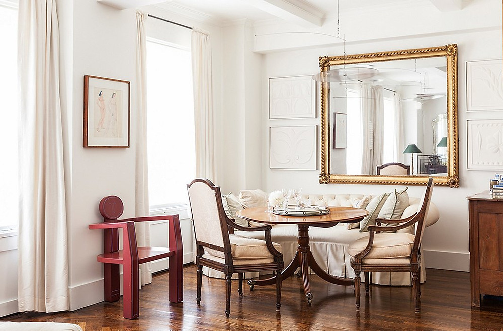 Mariette Gomez New York Apartment
