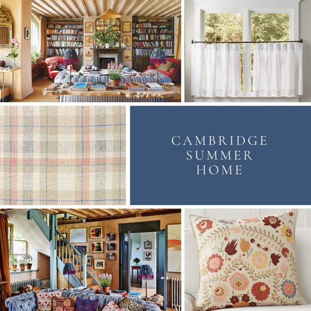 Cambridge Summer Home