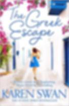 Karen Swan - The Greek Escape