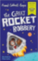 Frank Cottrell Boyce - The Great Rocket Robbery (World Book Day 2019)