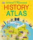DK - Children's Illustrated History Atlas