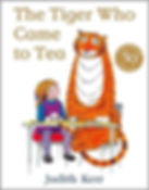Judith Kerr - The Tiger Who Came to Tea.
