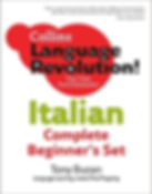 Italian - Complete Pack (Collins Language Revolution)