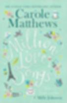 Carole Matthews  - Million Love Songs