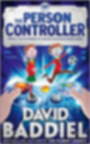 David Baddiel - The Person Controller