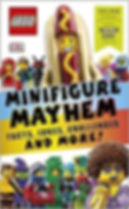 Beth Davies - LEGO Minifigure Mayhem - Word Book Day 2019